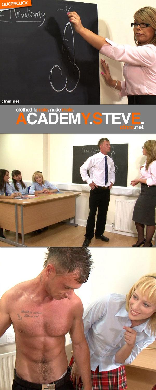 CFNM.net - Academy Steve