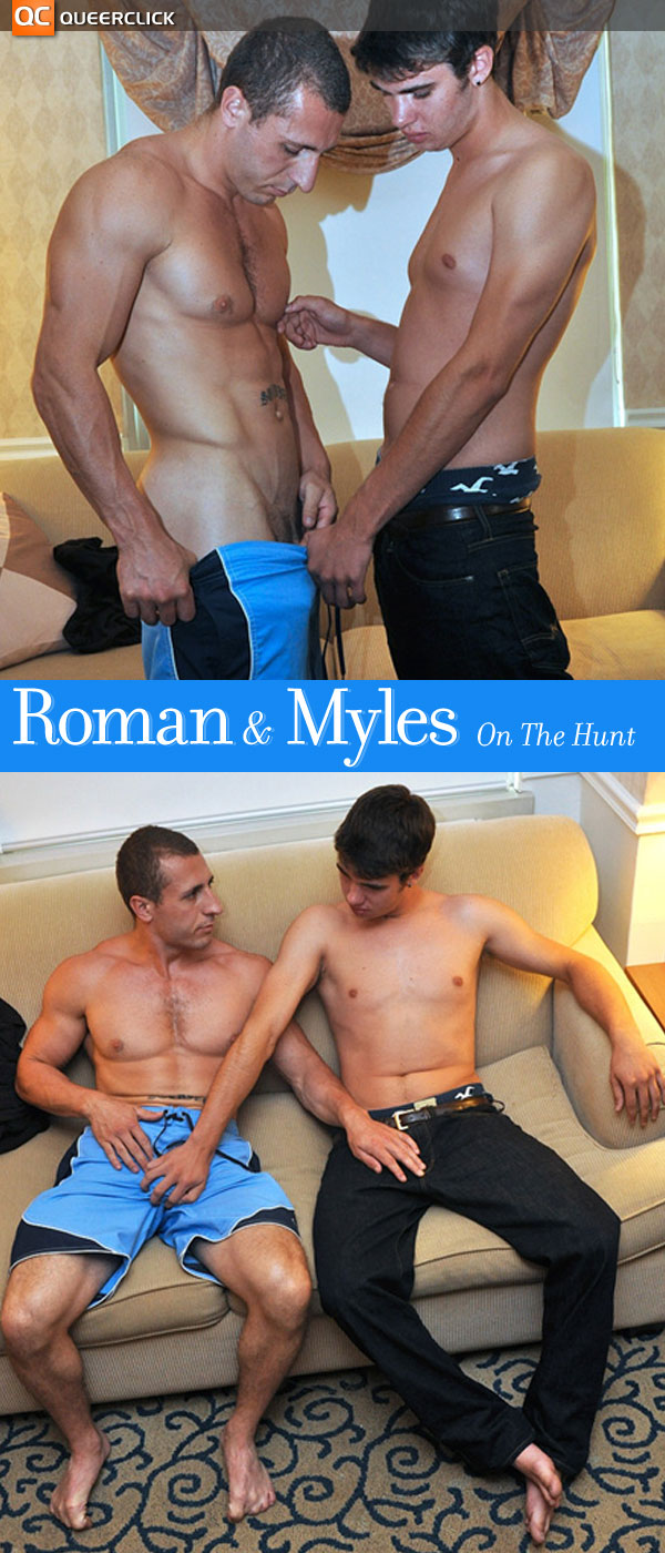 Roman & Myles are On The Hunt
