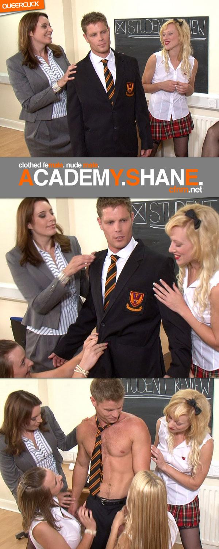CFNM.net - Academy Shane