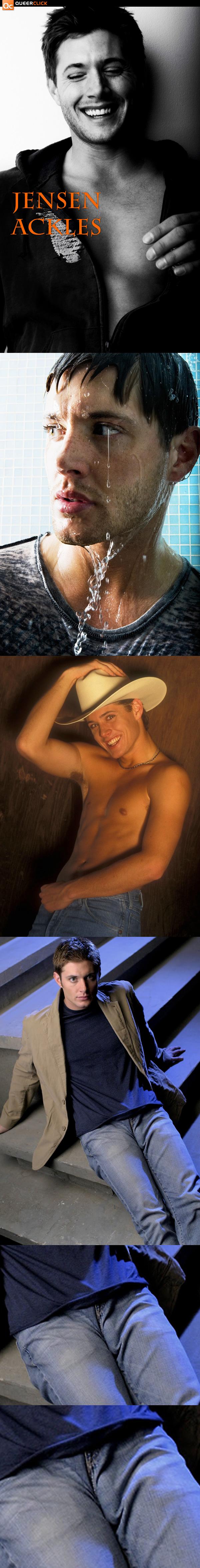 Jensen Ackles Bulge