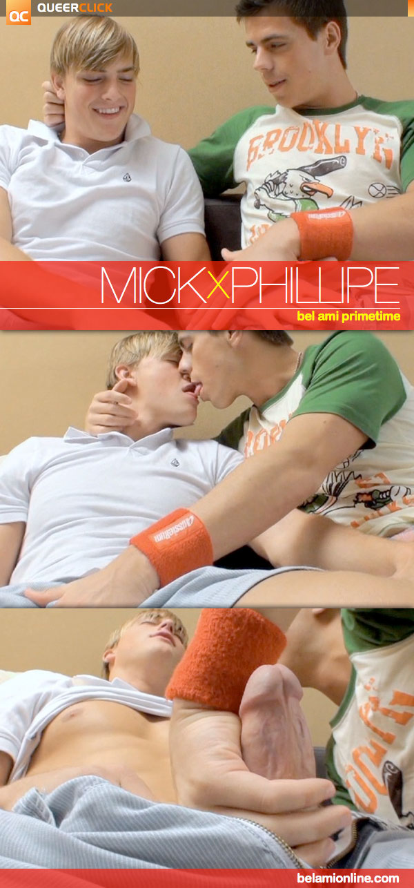 Bel Ami: Phillipe Gaudin & Mick Lovell