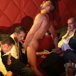 Men At Play: Tease - Kyle King, Issac Jones, Paddy O'Brian, Justin Harris & Harley Everett