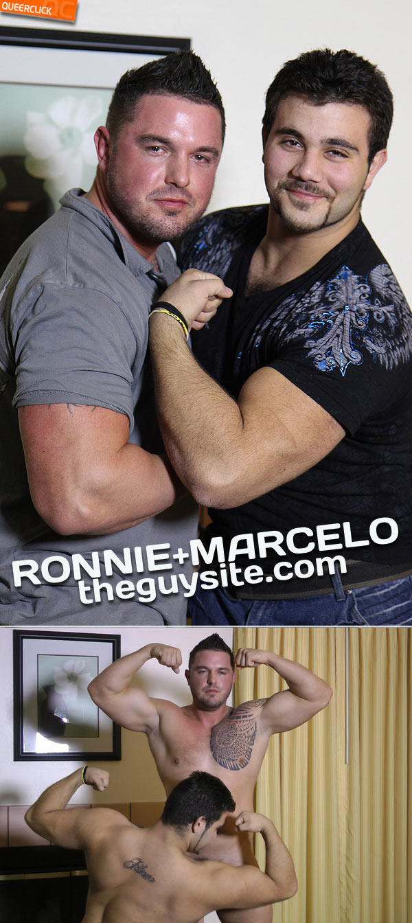 the guy site ronnie marcelo