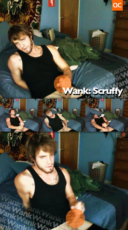 Wank: Scruffy