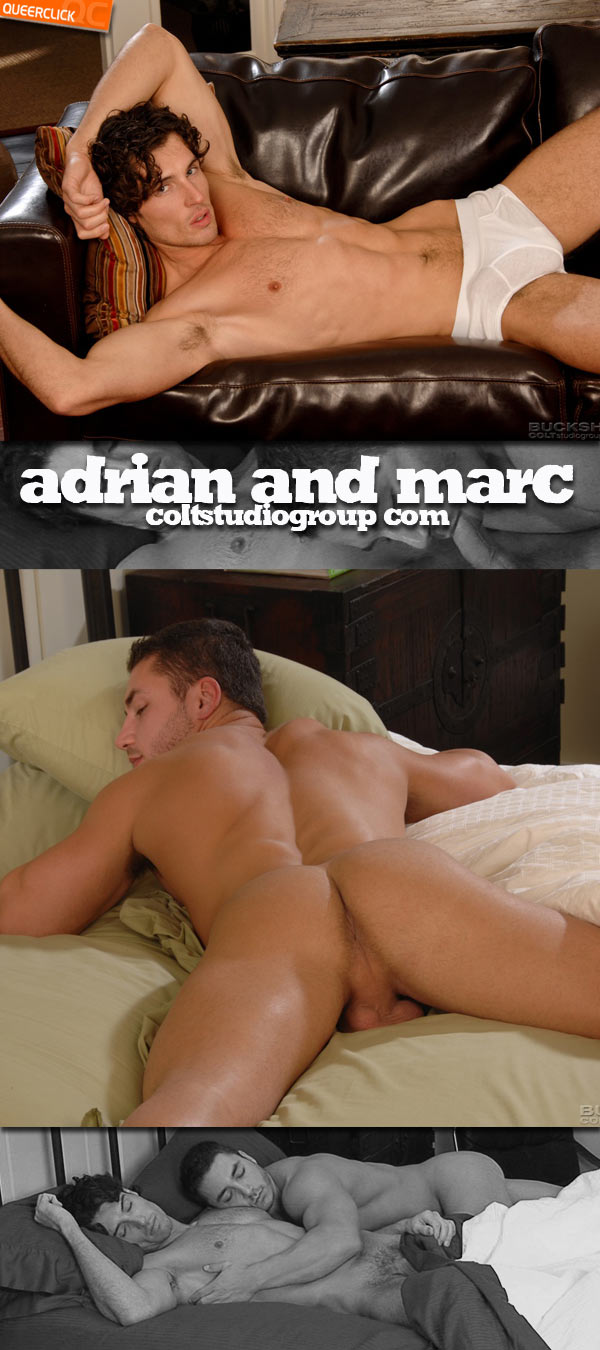 colt studio group marc adrian