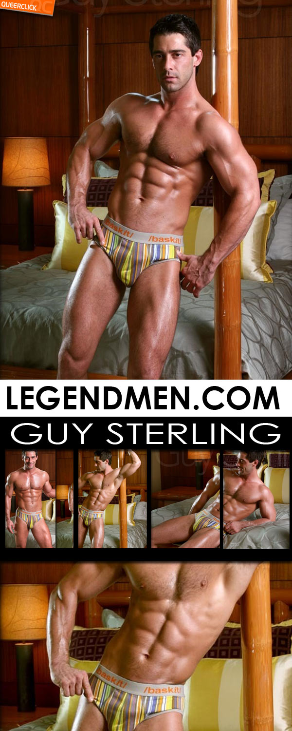 legendmen guy sterling