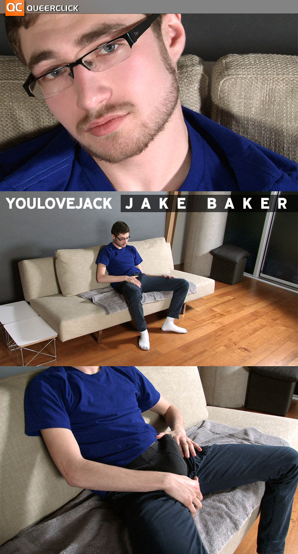 You Love Jack's Jake Baker