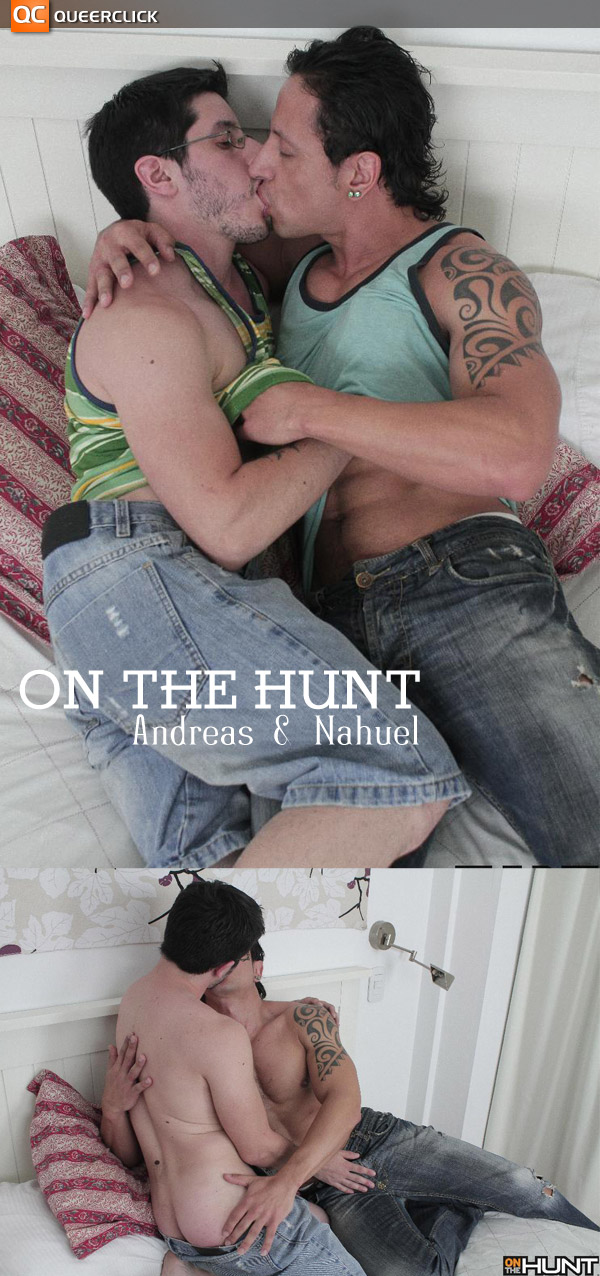 Andreas & Nahuel at On The Hunt