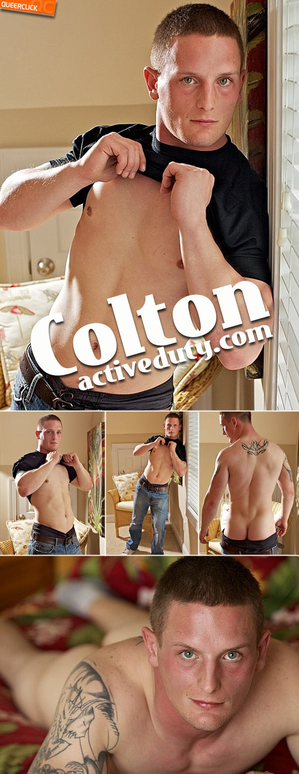 active duty colton