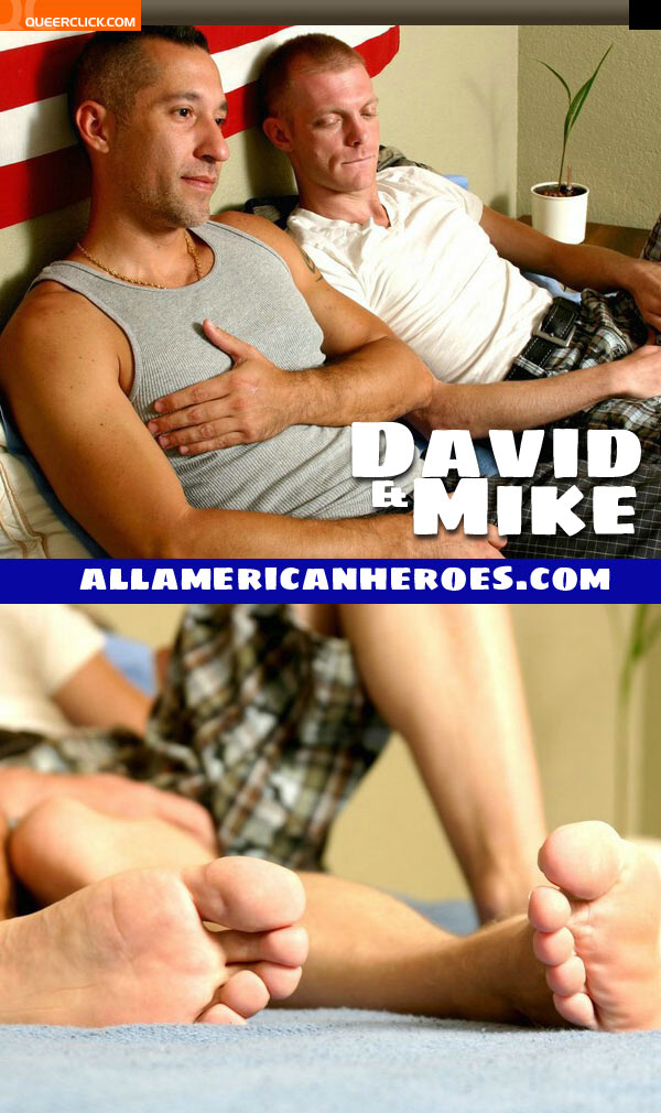 all americcan heroes david mike