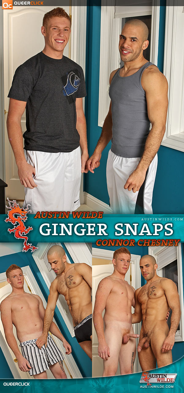 Austin Wilde: Austin and Connor Chesney