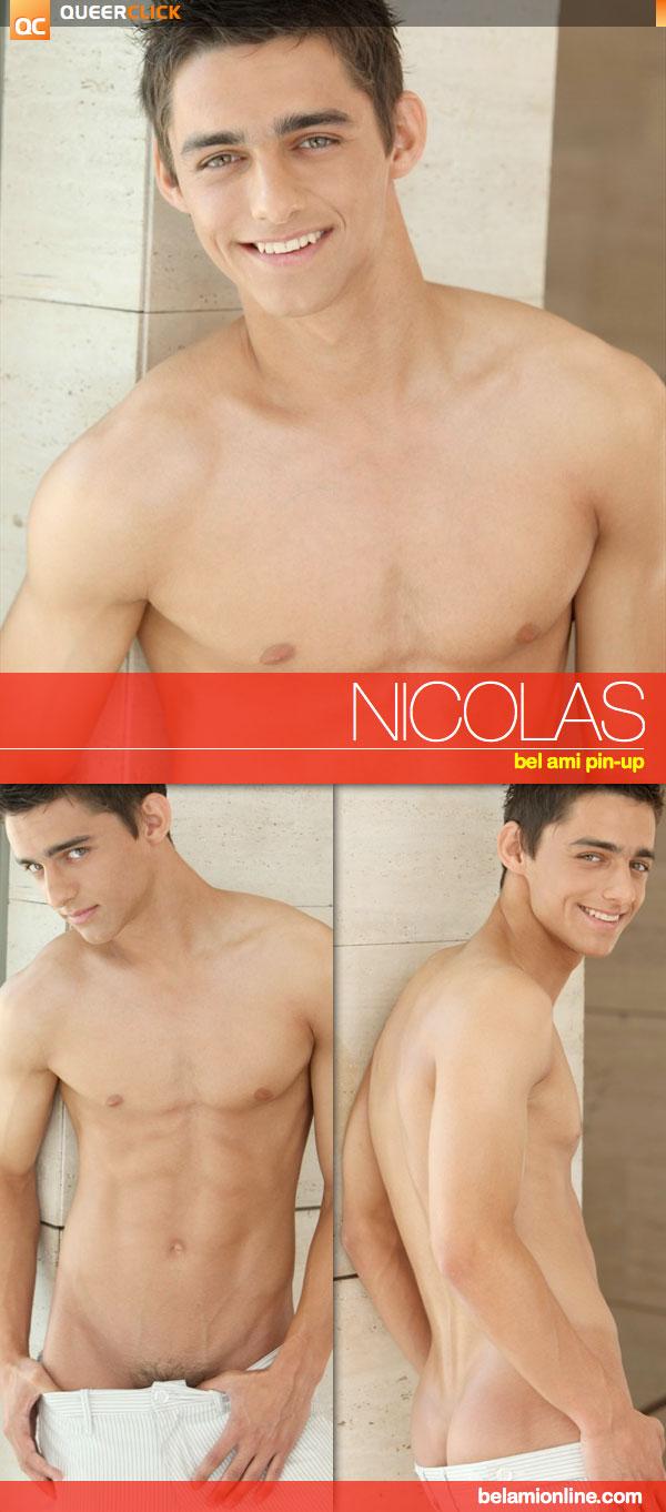 Bel Ami: Nicolas