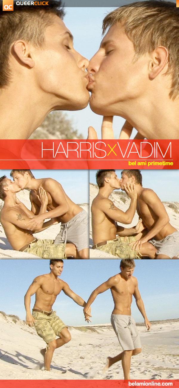 Bel Ami: Vadim Farrell & Harris Hilton