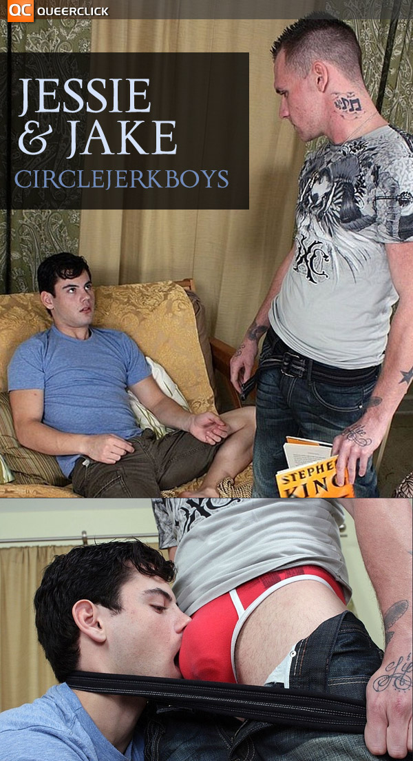 Jessie & Jake at Circle Jerk Boys