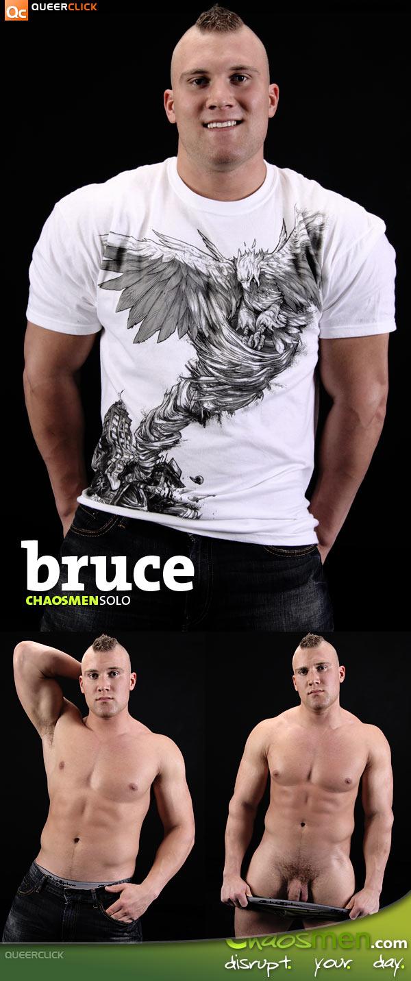 Chaos Men: Bruce