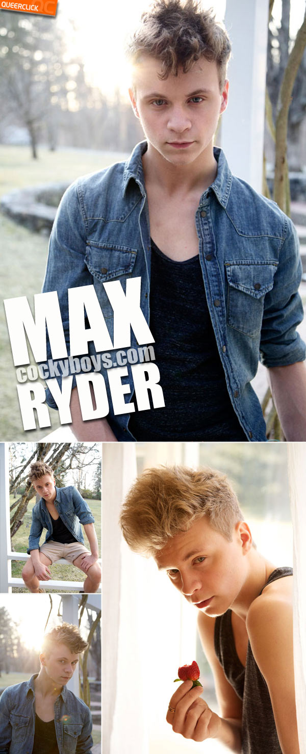 cockyboys max ryder