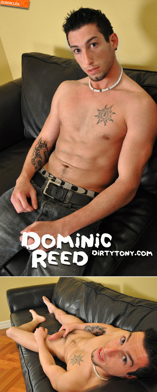 dirty tony dominic reed