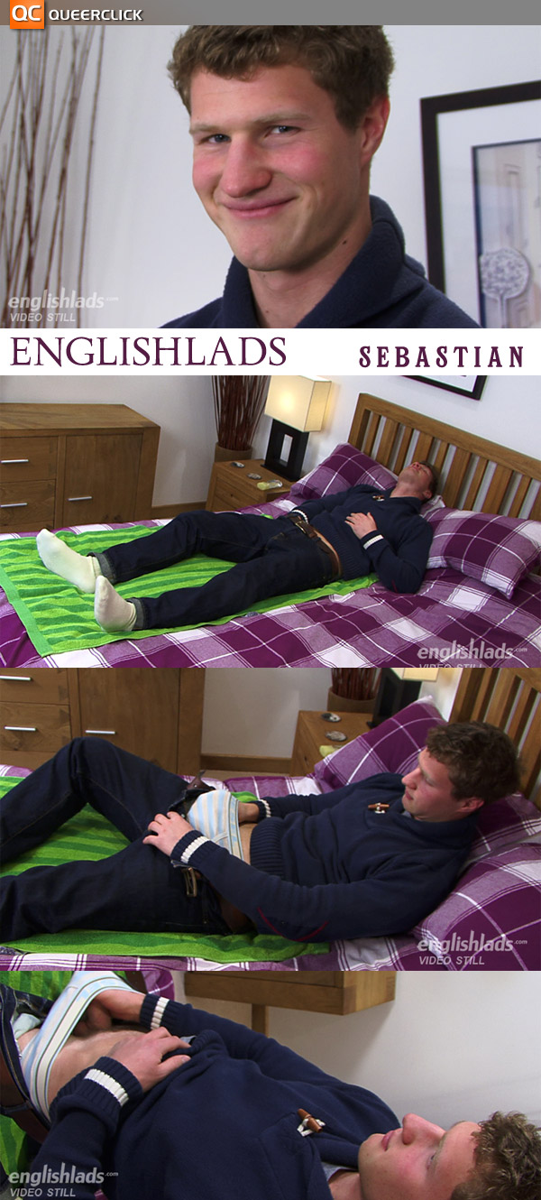 Sebastian at English Lads