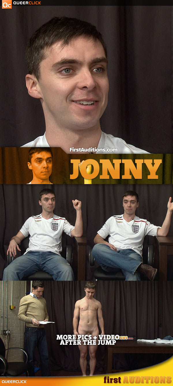 First Auditions: Jonny