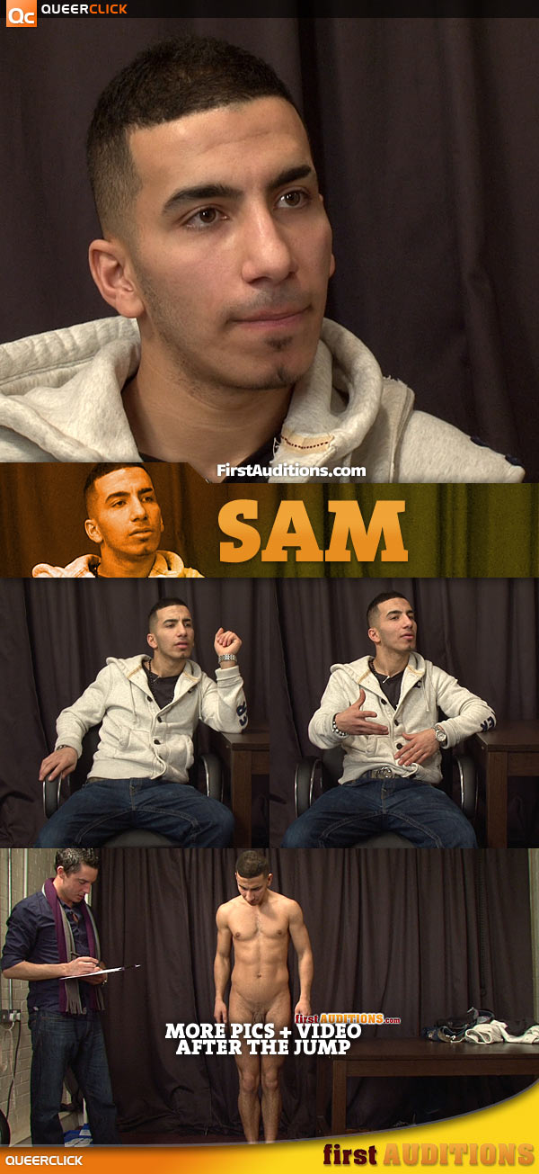First Auditions: Sam