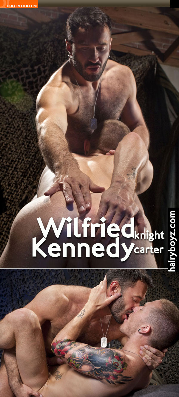 hairyboyz wilfried kennedy