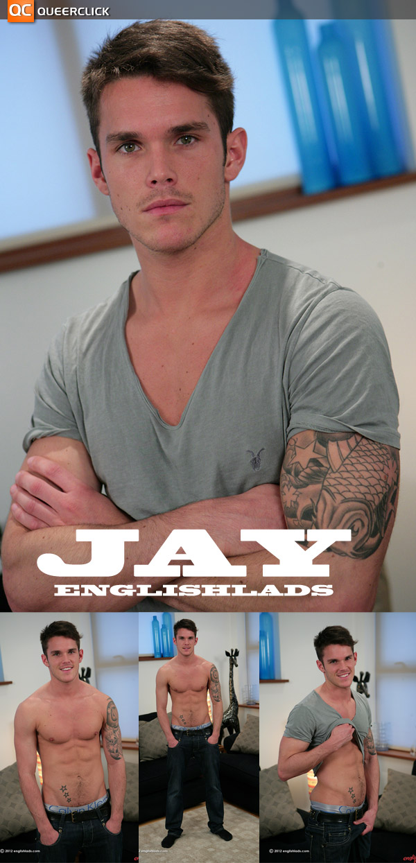 Jay at English Lads