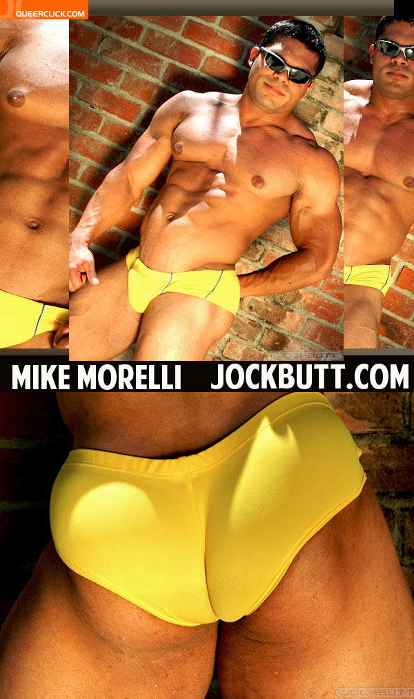 jockbutt mike morelli