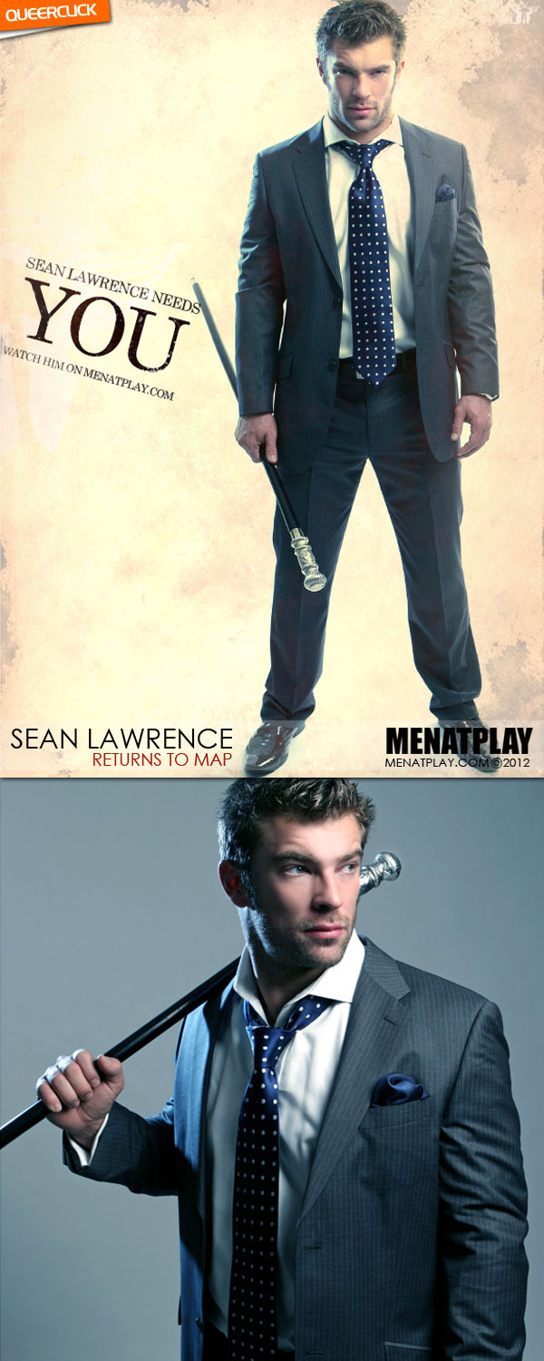 Men At Play: Sean Lawrence Needs You!