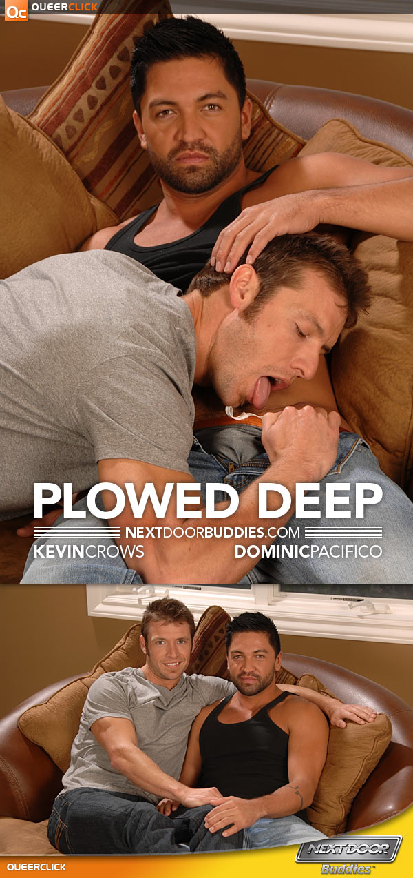 Next Door Buddies: Kevin Crows and Dominic Pacifico
