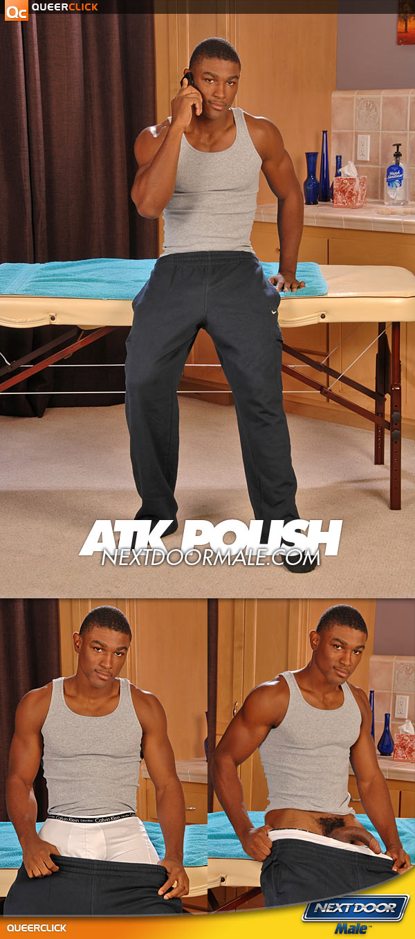 Next Door Male: ATK Polish