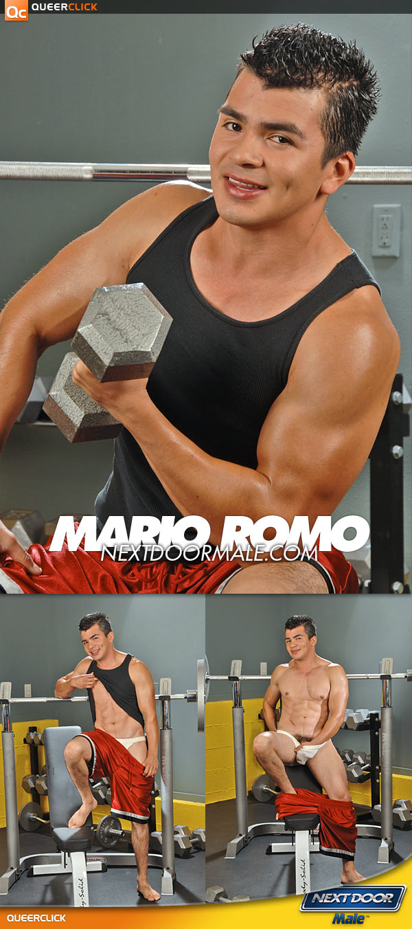 Next Door Male: Mario Romo