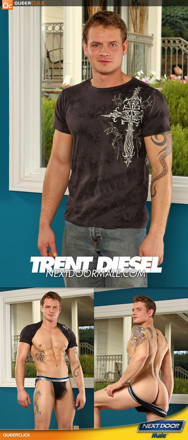 Next Door Male: Trent Diesel