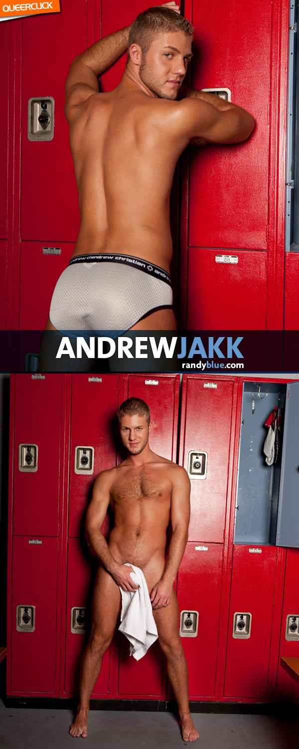 Randy Blue: Andrew Jakk