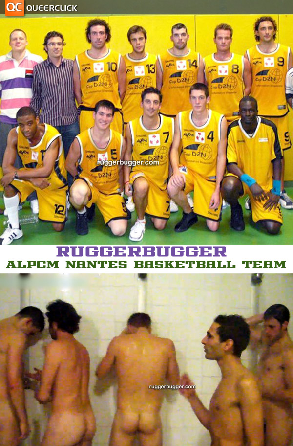 Ruggerbugger presents ALPCM Nantes Basketball Team