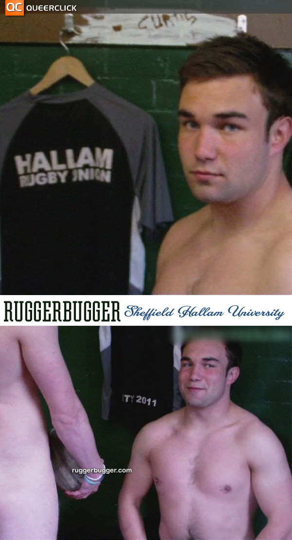 Sheffield Hallam University at Ruggerbugger