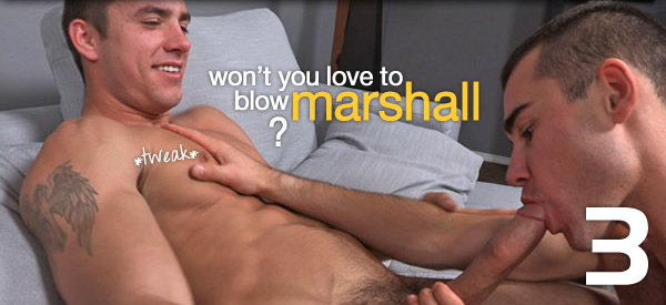 Sean Cody: Marshall and Phillip
