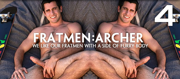 Frat Men: The Mystery of Archer