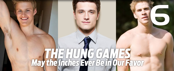 Porn Break: The Hung Games