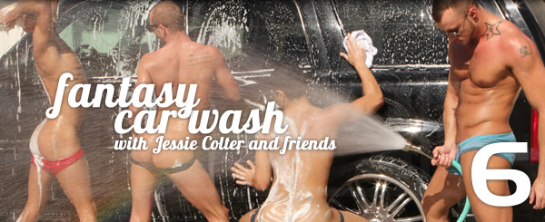 Men.com: A Slip at the Car Wash