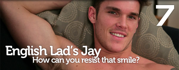 English Lads: Jay