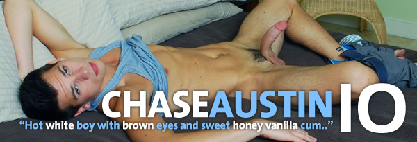 College Dudes: Chase Austin