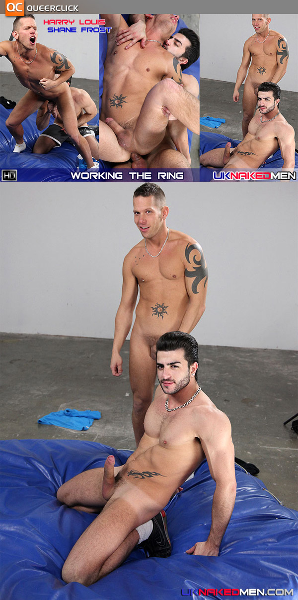 Harry & Shane at UK Naked Men