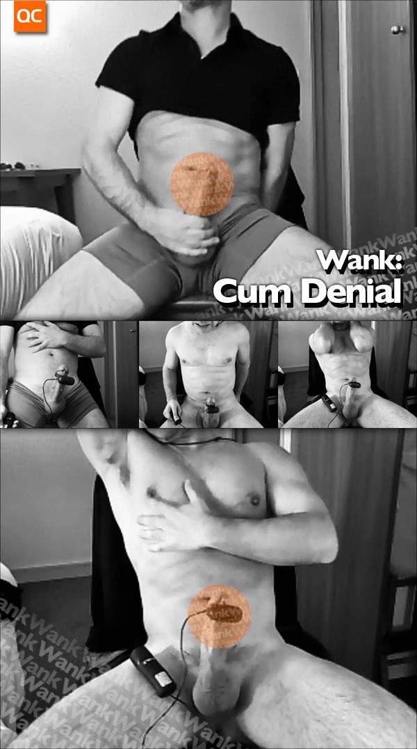 Wank: Cum Denial