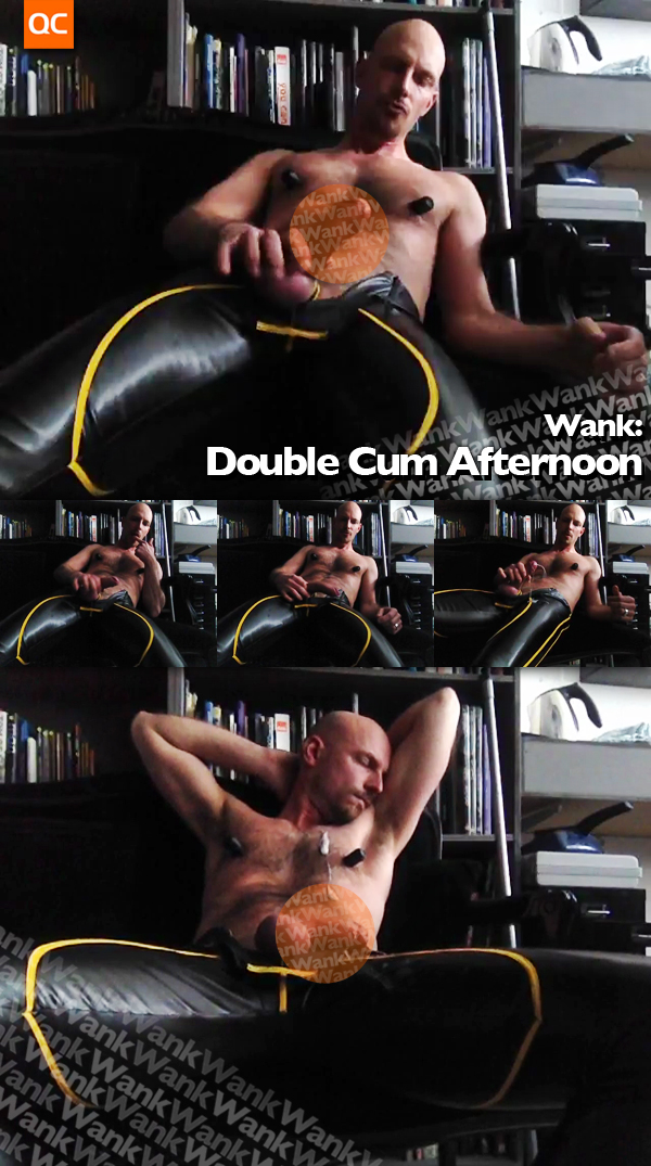 Wank: Double Cum Afternoon