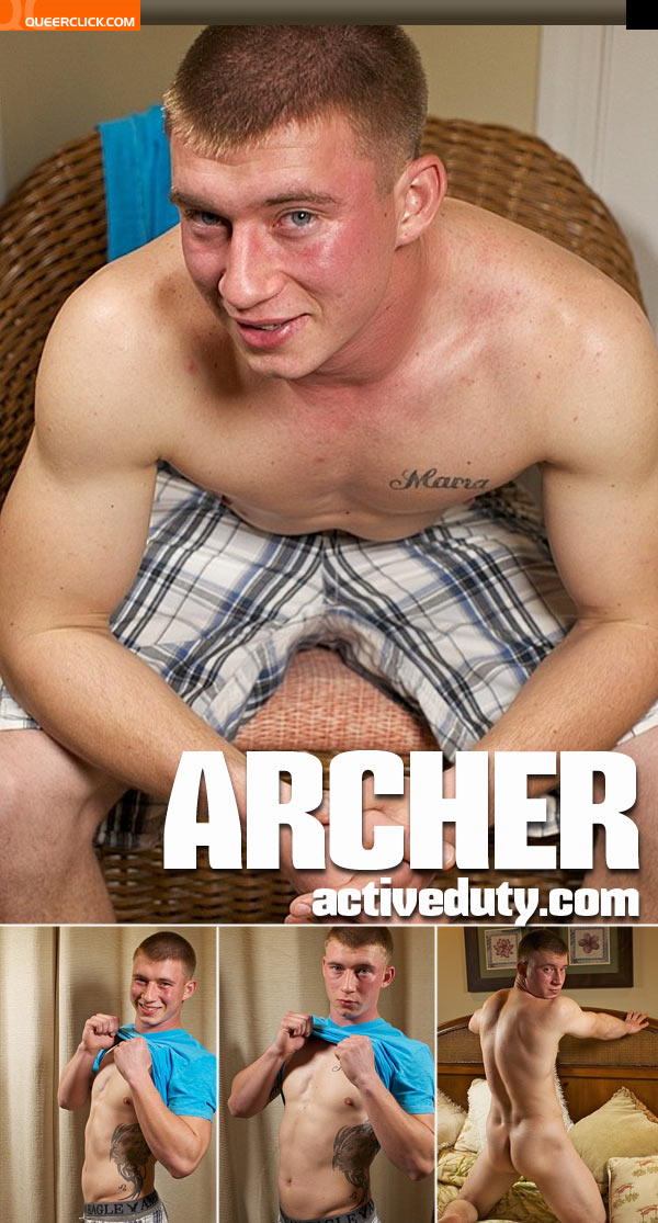 active duty archer