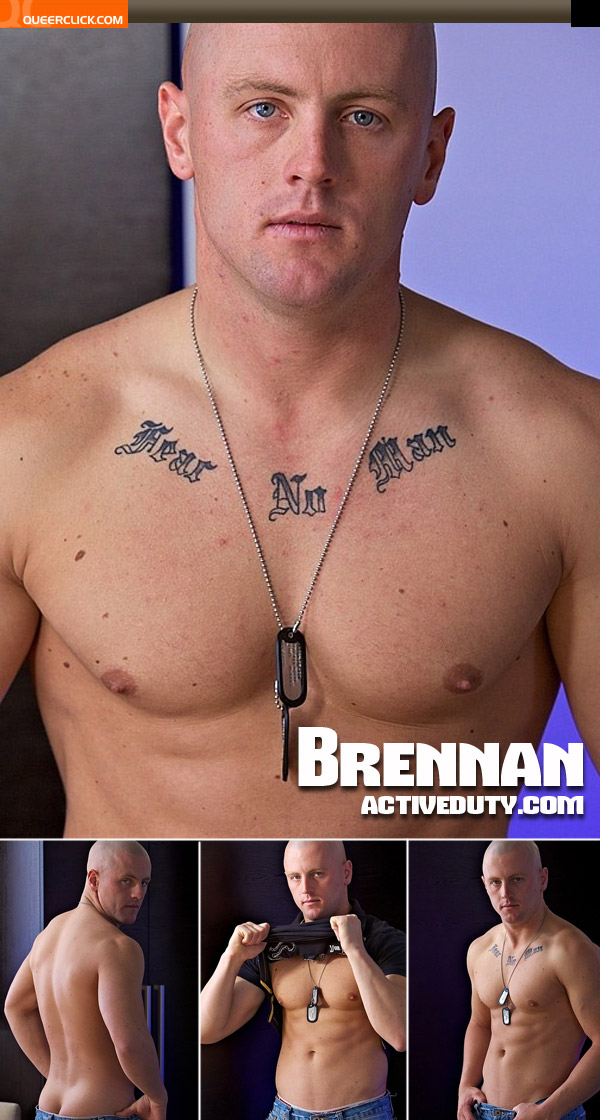 active duty brennan