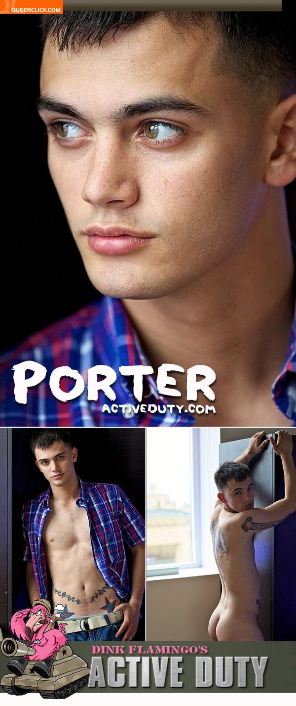 active duty porter
