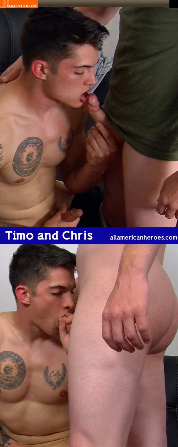 all_american heroes timo chris