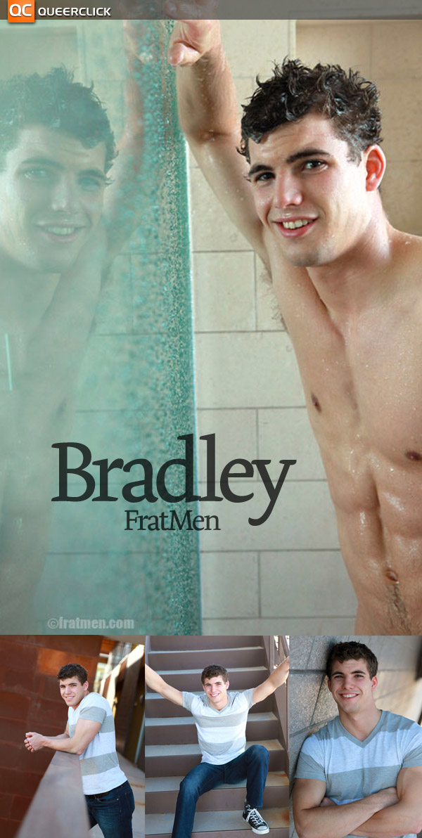 Bradley at Frat Men