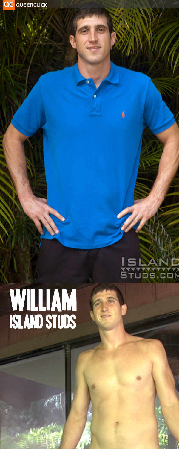 William at Island Studs